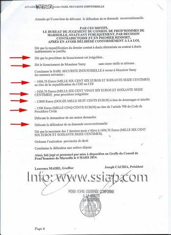 exemple de cv agent ssiap 1