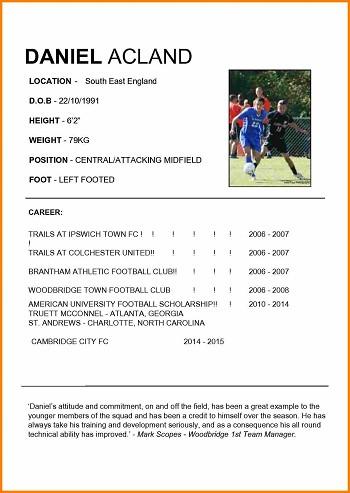 exemple de cv football gratuit exemple de cv footballeur exemple de cv football gratuit