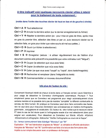 exemple de cv ssiap 1