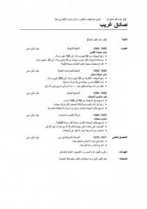 exemple de cv word en arabe