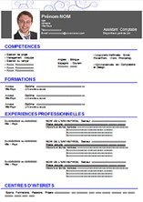 exemple de cv word trackid=sp-006