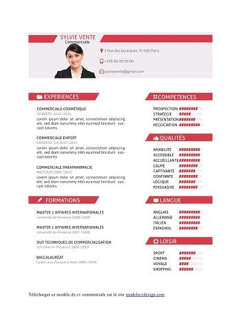 modele de cv 2014 pdf